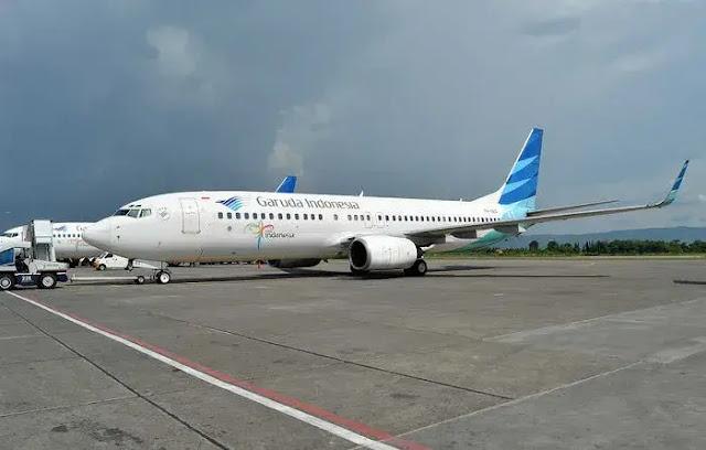 Harga Tiket Pesawat Garuda Indonesia Turunkan Hingga Akhir Tahun