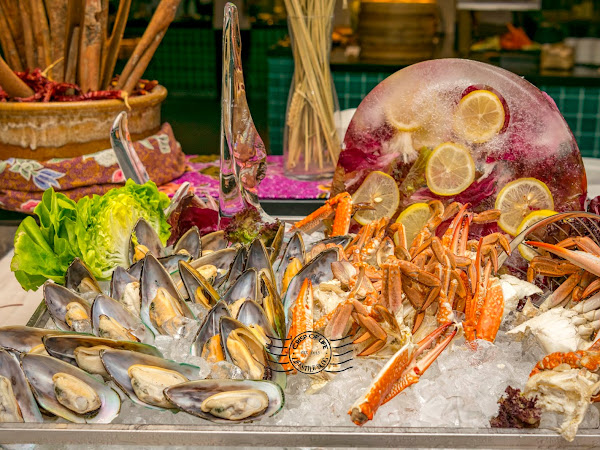 Saturday Seafood Buffet Dinner @ DoubleTree Resort by Hilton Penang