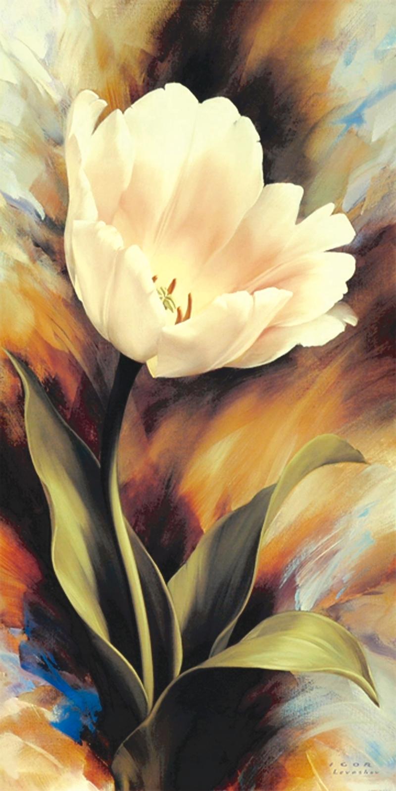 Resultado de imagem para Igor Levashov [Игорь Левашов] 1964 | Pintor de flores