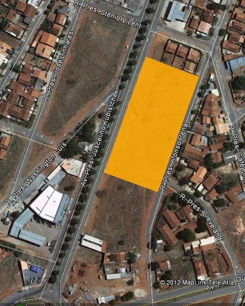 Area para edificacao vertical a venda em Goiania Goias