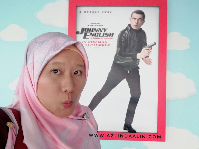Review Filem Mr Bean Dalam Johnny English Strikes Again