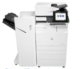 Download HP LaserJet Managed MFP E72525 Printer Drivers