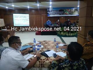 Asisten II Bidang Ekonomi Dan Pembangunan Buka Diskusi Bahas Ketersediaan Stok Pasokan Barang Sambut Ramadhan Dan Hari Raya Idul Fitri.