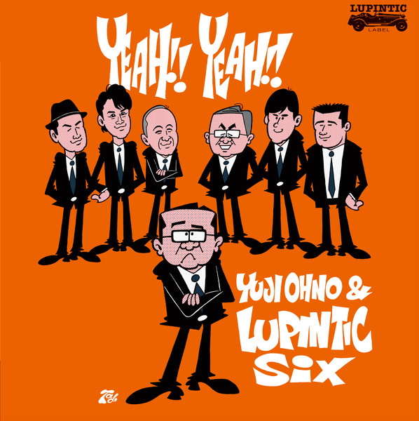 [Album] Yuji Ohno & Lupintic Six - YEAH!! YEAH!! (2016.06.08/RAR/MP3)