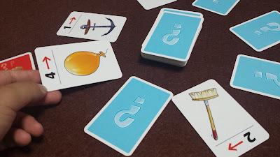 プルンプザック 新たなアイテムカード