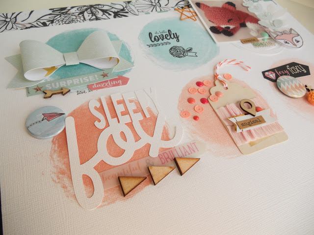 layout sleepy fox dettaglio by kushi | www.kkushi.com