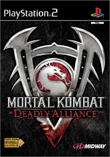 Cheat Mortal Kombat: Deadly Alliance PS2