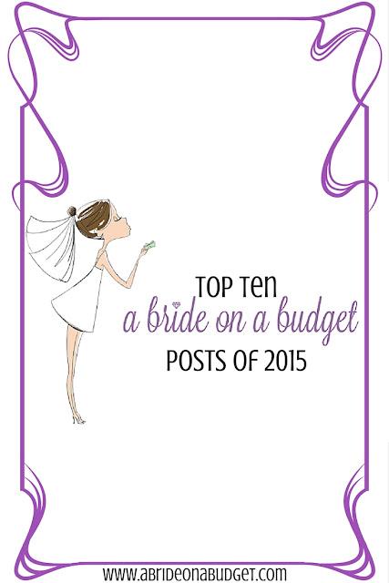 刚订婚了?开始你的规划和感觉不堪重负?从www.abrideonabudget.com开始与2015的前十个帖子。你可以看到其他新娘正在阅读的东西,这给你一个良好的起点。