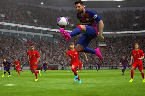 Cara Bermain Multiplayer eFootball PES 2020 Android
