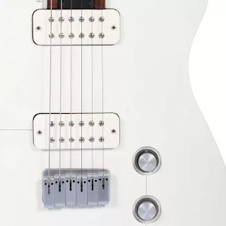 Yamaha Gitar Elektrik RGX A2 - White Aircraft Gray