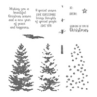 Stampin' Up! Season Like Christmas Photopolymer Stamp Set from Mitosu Crafts UK Online Shop