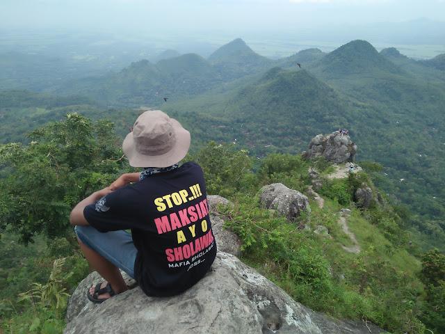 Anbusenja - Bukit Cumbri Ponorogo Mafia Sholawat