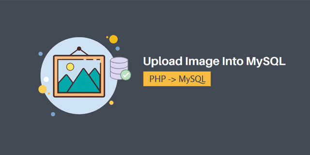 Upload Images To Mysql With PHP
