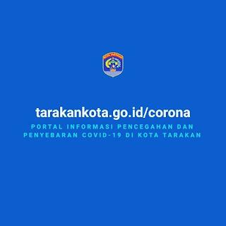 Portal Informasi COVID-19 Kota Tarakan - Tarakan Info