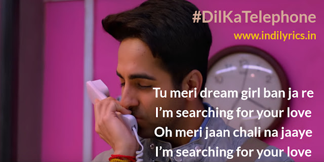 Dil Ka Telephone | Dream Girl | Ayushmann Khurrana | Pics | Quotes | Images | Photos