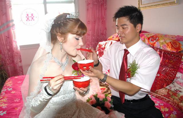 Вышла замуж за китайца. Результат...