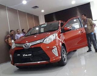 Toyota Calya Bekasi