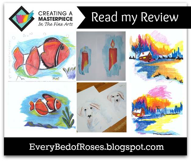 Read my Review of Creating a Masterpiece in Fine Art