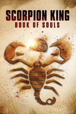 The Scorpion King: Book of Souls Poster