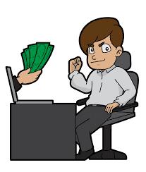Make money online now image