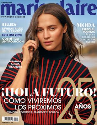 Revista Marie Claire enero 2020