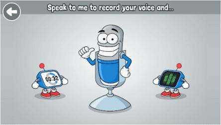 Aplikasi Suara Lucu - Voice Tooner