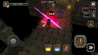 Download Pixel F Blade MOD Unlimited Apk Android Latest Update Gratis