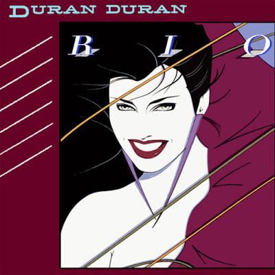 Duran Duran - Rio okładka albumu