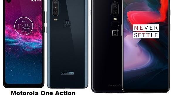 Motorola One Action Vs OnePlus 7 Specs Comparison