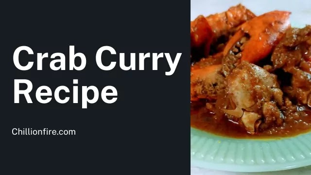 Recipe Of Crab Curry