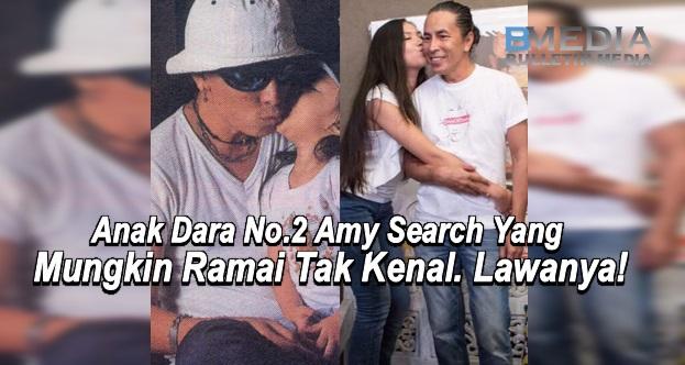 [9 FOTO] Anak Dara No.2 Amy Search Yang Mungkin Ramai Tak Kenal. Lawanya!