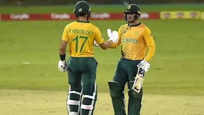 Cricket Highlights - Sri Lanka vs South Africa 3rdd T20I 2021