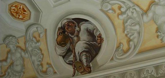 Sala dei Nasi Rossi  Ronciglione, Palazzo delle Maestranze