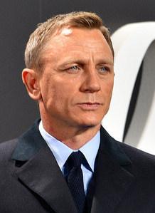 Daniel Craig as 007 in 'James Bond'