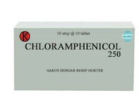 Chloramphenicol - Kegunaan. Dosis, Efek Samping