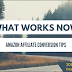 Download | What Works Now – Amazon Affiliate Conversion Tips + OTO