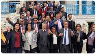 نواب قلب تونس يتبرعون بمِنَحِهم و بمرتباتهم البرلمانية للمساهمة في جمع الكفالة المالية لنبيل القروي