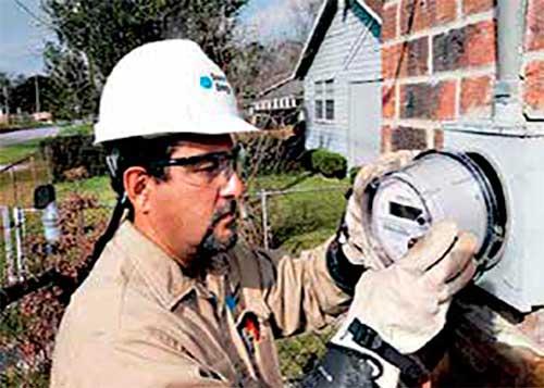 Instalaciones eléctricas residenciales - Colocando medidor de energía eléctrica