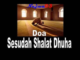 Doa Setelah Shalat Dhuha Arab Latin Lengkap Dengan Artinya