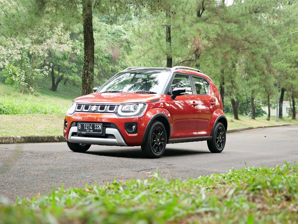 Suzuki New Ignis Sabet Penghargaan Marketeers Youth Choice Brands of the Year 2020