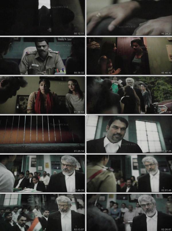 Download Nerkonda Paarvai 2019 Tamil Movie PreDVD 480p 400MB movie