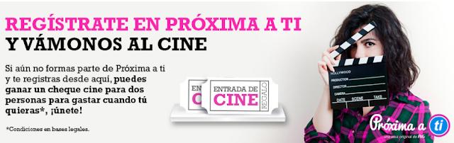 entradas de cine gratis proxima a ti
