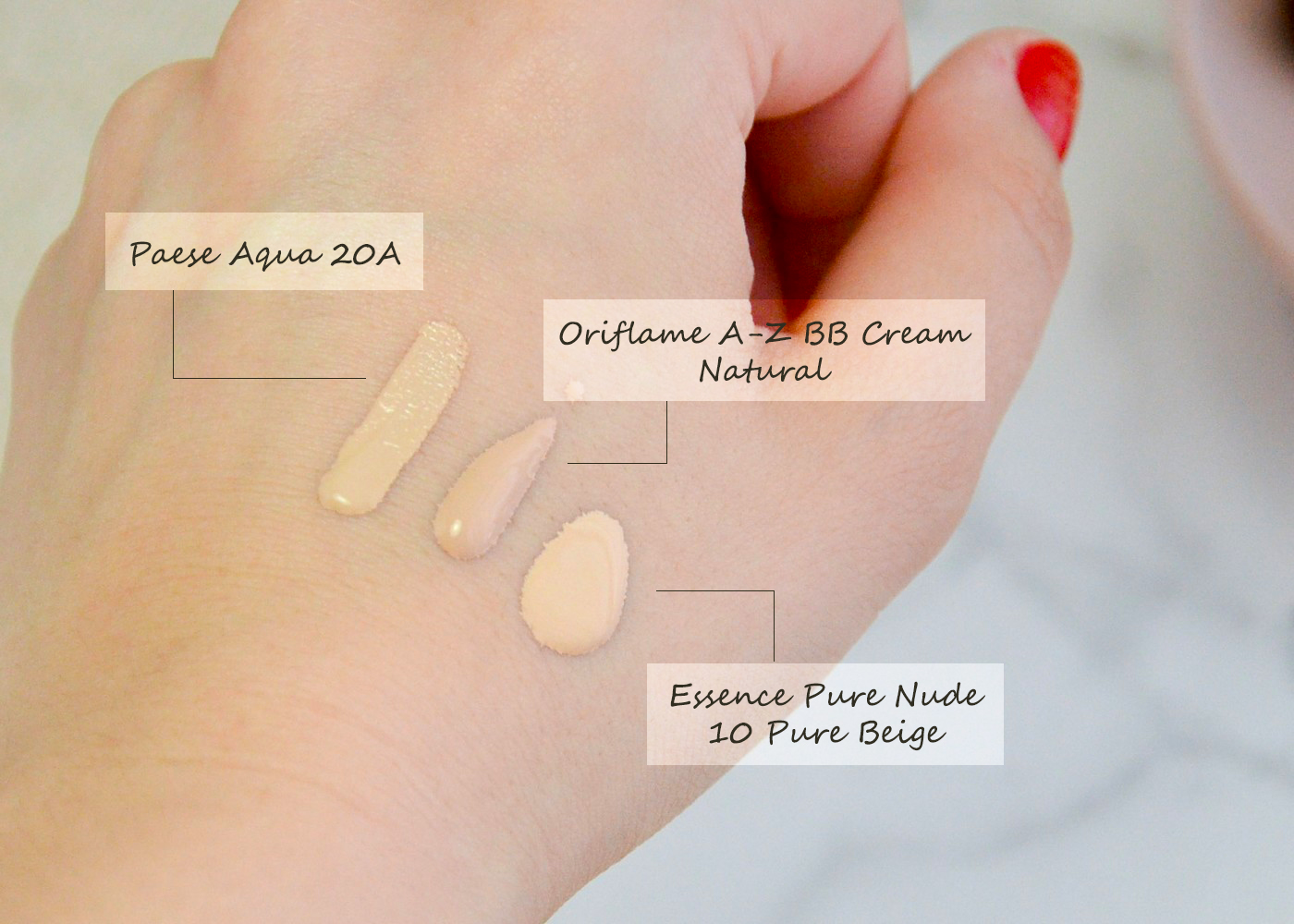 Oriflame The ONE A-Z BB Cream