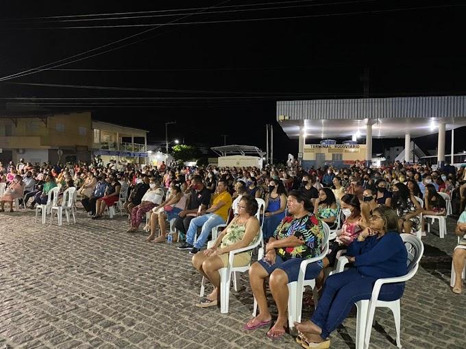 Pastor Erivelton Fernandes comemora com honras e gratidão a Deus 10 anos de pastoreio em Angicos