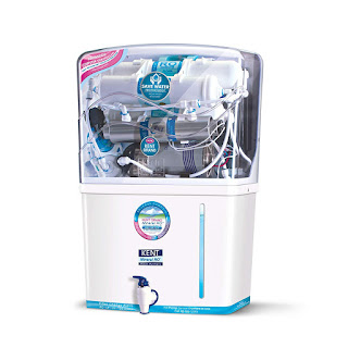 KENT Grand 8-Litres Wall-Mountable RO+UV/UF+TDS Controller