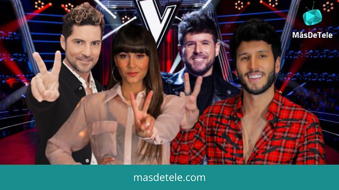 los nuevos coaches de la próxima edición de 'La Voz Kids' en Antena 3