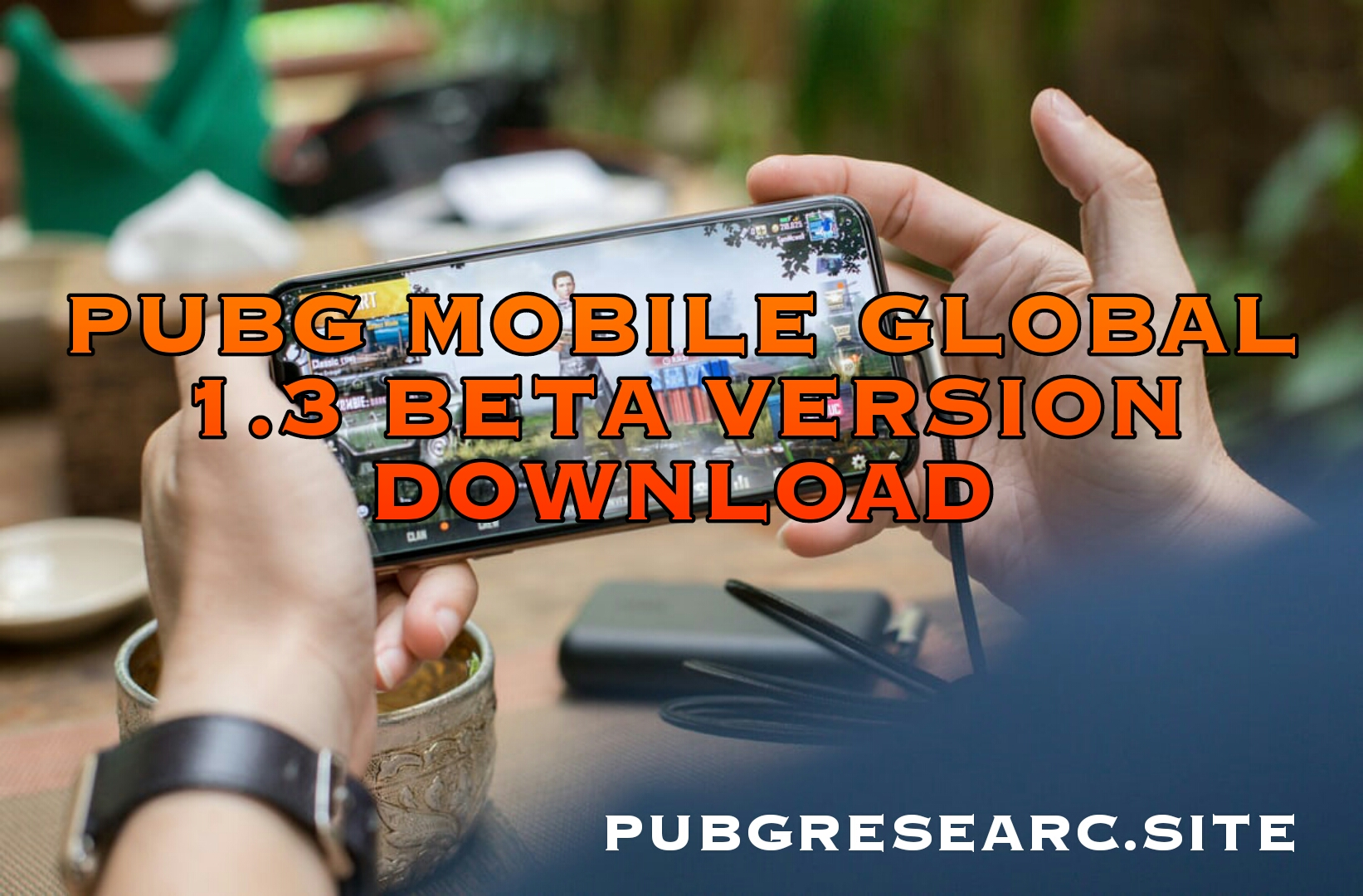 Pubg mobile version 1.3 latest downlaod