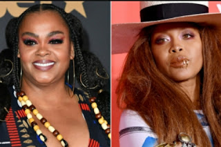 Erika Badu and Jill Scott perform in Verzuz's first female fight on Instagram Live