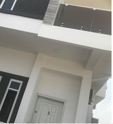 Big Boy! Rapper CDQ Buys New Mansion In Lekki [See Photos Of All Corners Of The House]