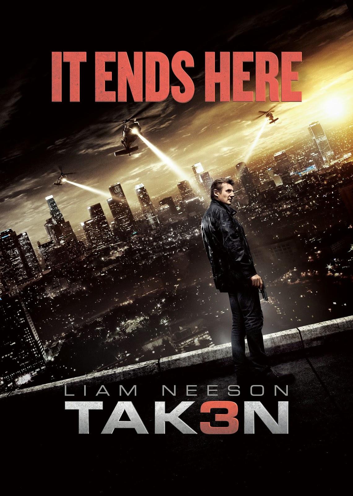 Taken 3 | Teaser Trailer